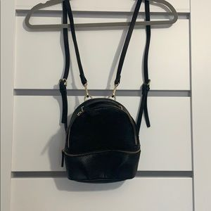 Zara Mini Backpack with removable straps